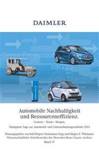 Automobile Nachhaltigkeit und Ressourceneffizienz 17