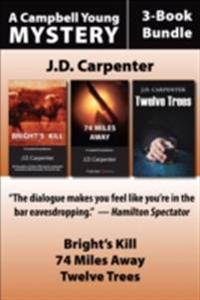 Campbell Young Mysteries 3-Book Bundle