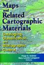 Maps and Related Cartographic Materials
