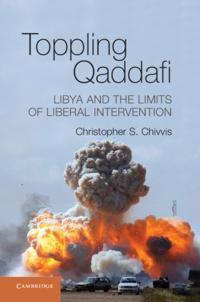 Toppling Qaddafi