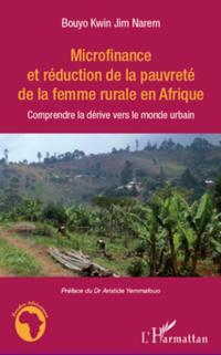 Microfinance et reduction de la pauvrete de la femme rurale en Afrique