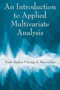 Introduction to Applied Multivariate Analysis