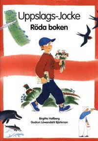 Uppslags-Jocke Röda boken