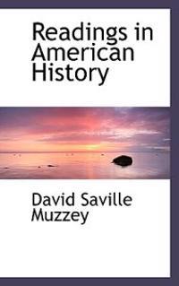 Readings in American History