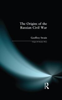 Origins of the Russian Civil War