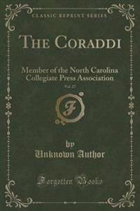 The Coraddi, Vol. 27
