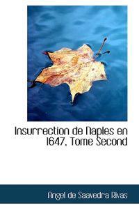 Insurrection De Naples En 1647