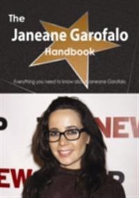 Janeane Garofalo Handbook - Everything you need to know about Janeane Garofalo