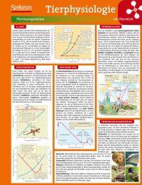 Lerntafel: Tierphysiologie Im Überblick