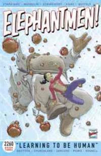 Elephantmen 2260 Book 3: Learning to Be Human