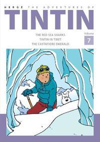 Adventures of tintin volume 7