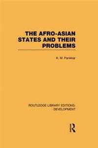 Afro-Asian States and their Problems