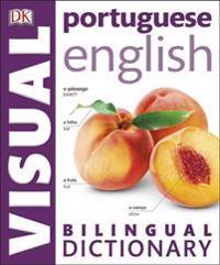 Portuguese english bilingual visual dictionary