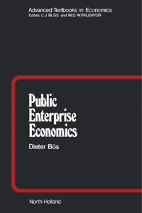 Public Enterprise Economics