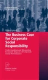 Business Case for Corporate Social Responsibility