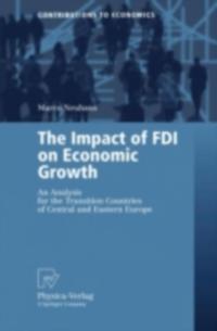 Impact of FDI on Economic Growth