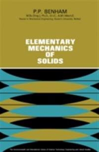 Elementary Mechanics of Solids