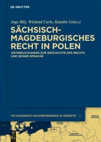 Sachsisch-magdeburgisches Recht in Polen