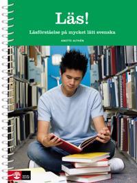 Svenska som andraspråk - Läs! - Läsförståelse på mycket lätt svenska