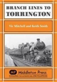 Branch lines to torrington - from barnstable to halwill junction