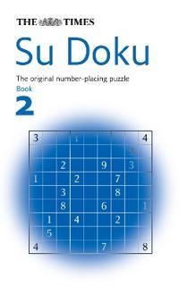 The Times Su Doku Book 2