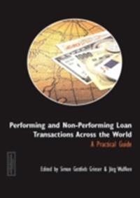 Performing and Non-Performing Loan Transactions Across the World