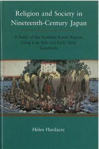 Religion and Society in Nineteenth-Century Japan