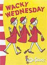 Wacky wednesday - green back book