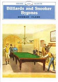 Billiards and Snooker Bygones