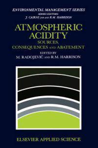 Atmospheric Acidity
