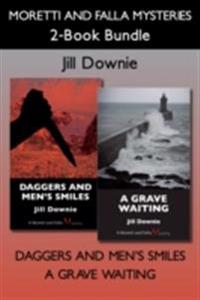 Moretti and Falla Mysteries 2-Book Bundle