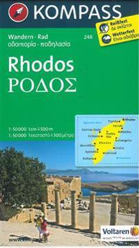 Rhodos 1 : 50 000