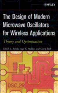 Design of Modern Microwave Oscillators for Wireless Applications