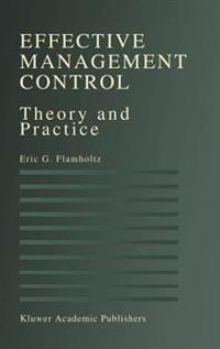 Effective Management Control