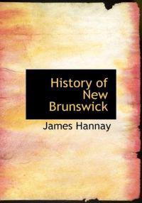 History of New Brunswick