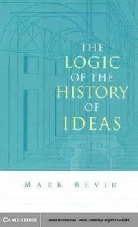 Logic of the History of Ideas