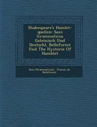 Shakespeare's Hamlet-Quellen