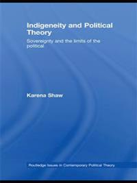 Indigeneity and Political Theory