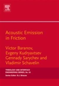 Acoustic Emission in Friction