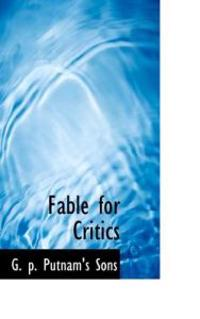 Fable for Critics