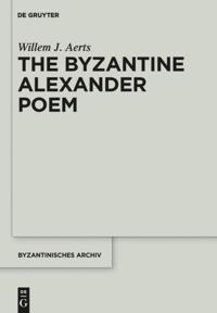 Byzantine Alexander Poem