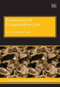 Economics of Comparative Law