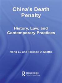 China's Death Penalty