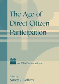 Age of Direct Citizen Participation