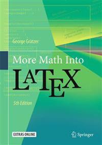 More Math into Latex