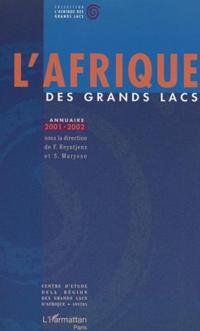 Afrique des grands lacs annuaire 2001- 2
