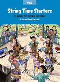 String Time Starters Viola Book
