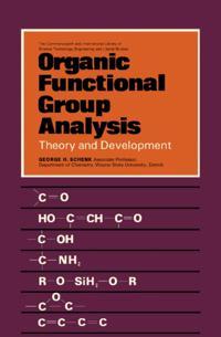 Organic Functional Group Analysis