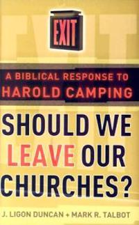 Should We Leave Our Churches?