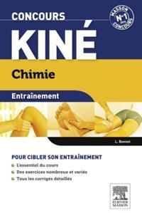 Entrainement Concours kine Chimie